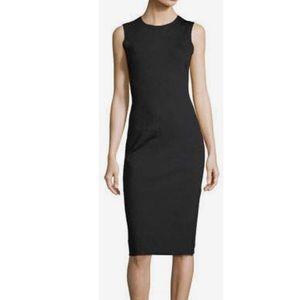 Escada Sheath Black Dress